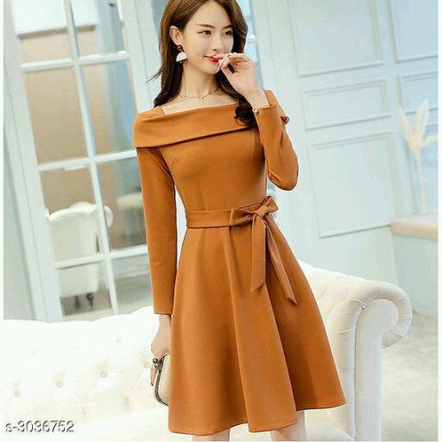 Divine Attractive Women's Dress V 4