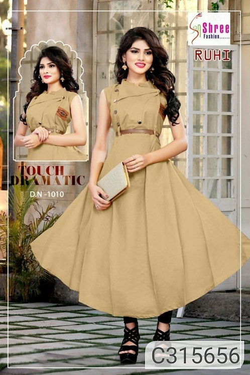 Gorgeous women cotton kurtis