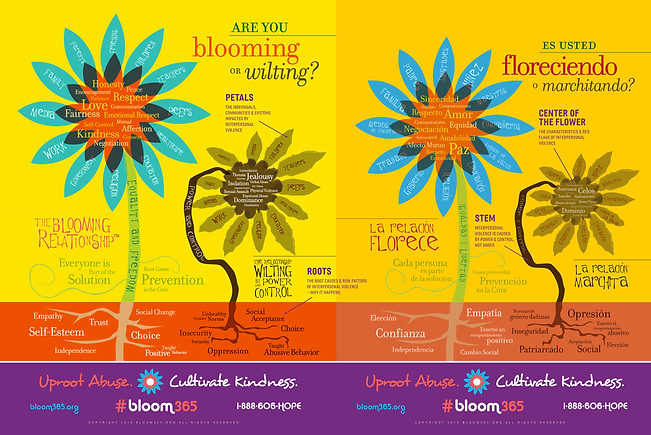 Are you blooming or wilting? BLOOM365 Ro