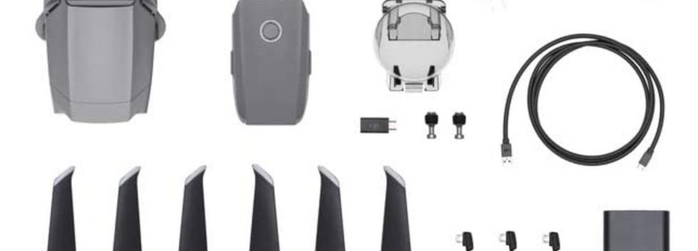 DJI L1Z MAVIC 2 ZOOM Drone, Zoom Óptico