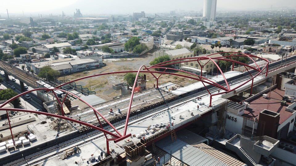 Estación de Metro Monterrey