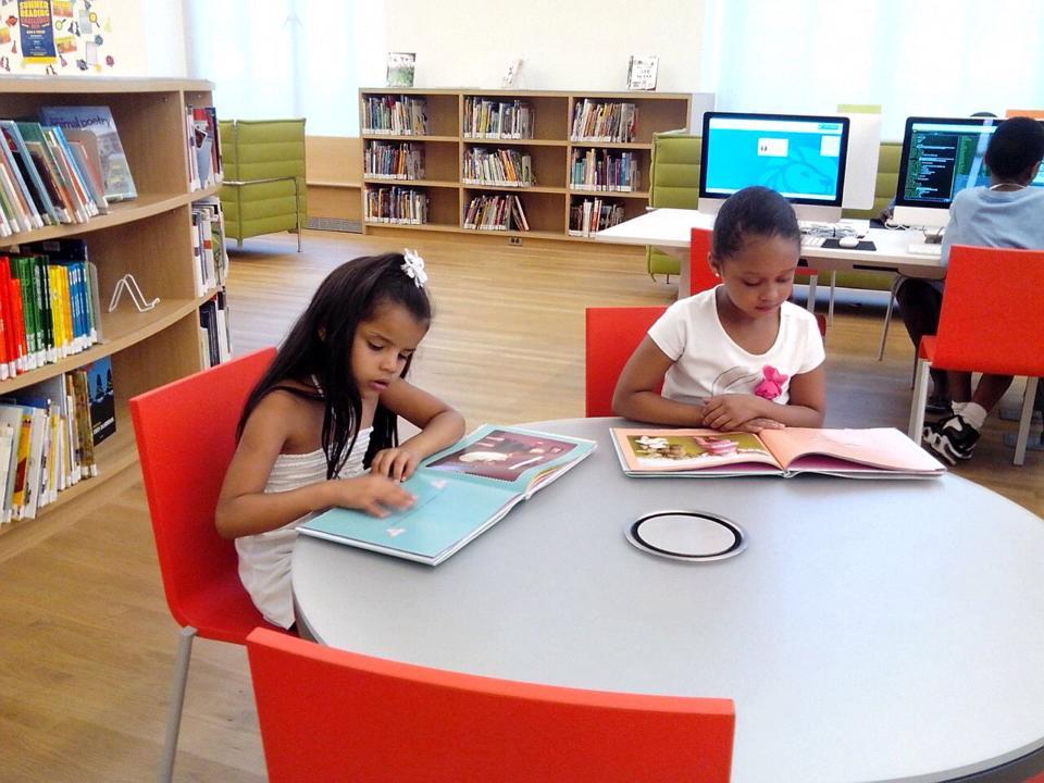 Washington Heights Library