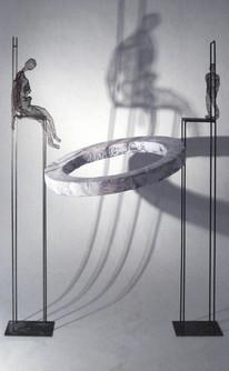 Entwurf für Papierausstellung, Deggendorf