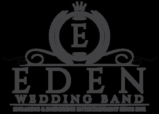 Ireland's #1 Best Eden Wedding Band | Leinster & Midlands | Logo | Est. 2001