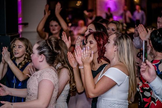 Ireland's #1 Best Eden Wedding Band | Leinster & Midlands | Wedding Crowd | Band Performance