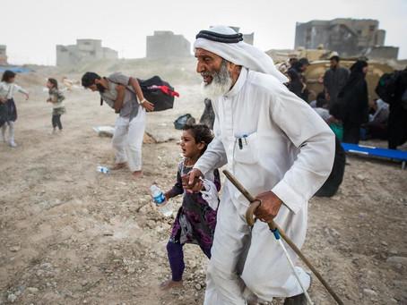 Personne ne veut acheter ses photos de la grande guerre contre le groupe État islamique, alors il le