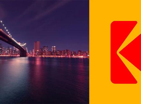 Kodak revient sur le devant de la scène et ouvre un laboratoire argentique à New York.