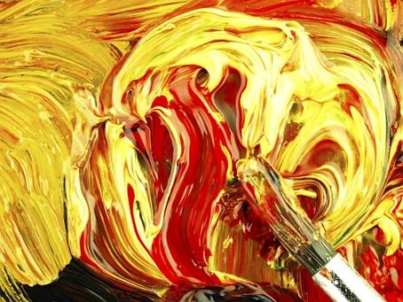 Pourquoi faire de l'art est la nouvelle méditation
