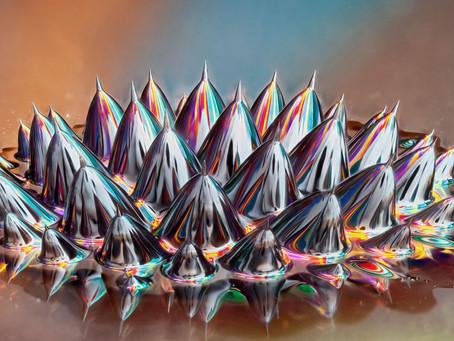 Alors : Pourquoi prendre des psychotropes quand on peut mater des ferrofluides ? (et en faire des ph