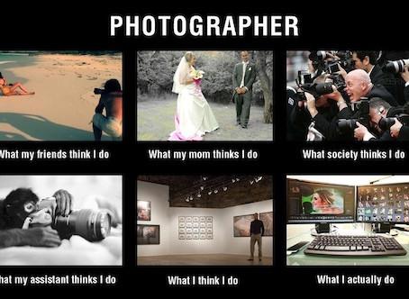 aha les fantasmes des gens sur les photographes !