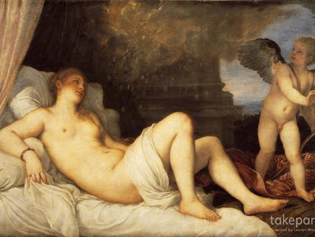 A quoi ressembleraient les peintures de grands maîtres si leurs modèles avaient été les mannequins d