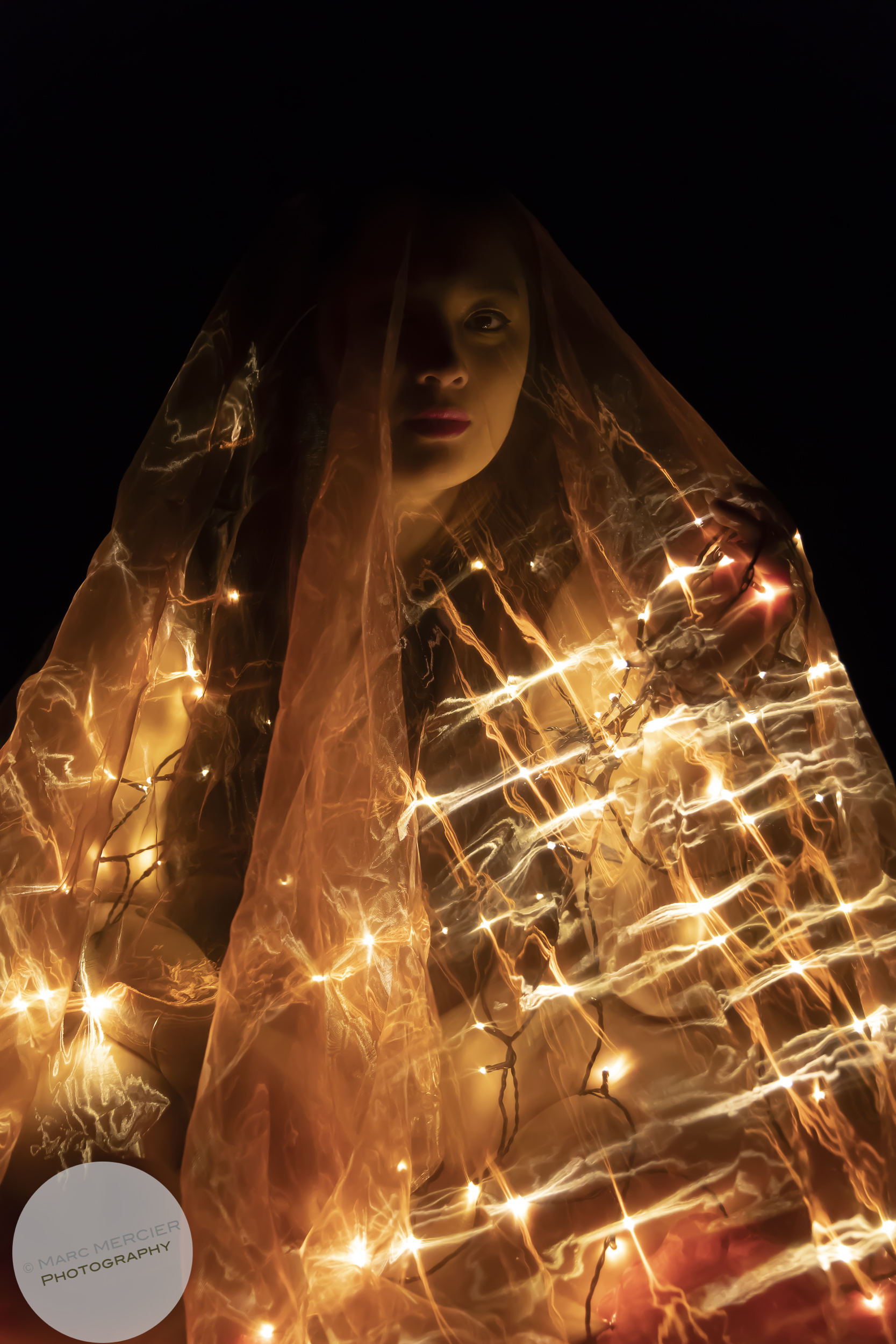 Éloge de l'Ombre 1 : la Madonne des Lumières