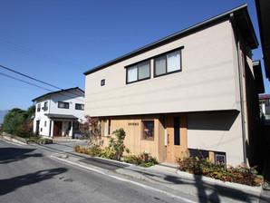 山崎理髪店 第30回松本市都市景観賞 部門賞受賞