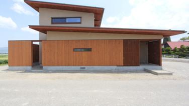 Wada House 2012.05.