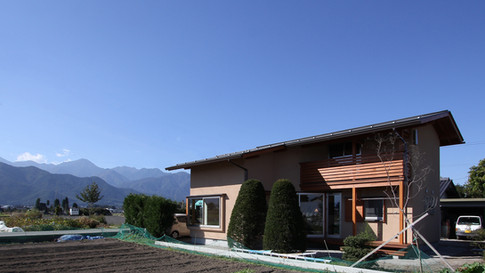 Nakahori House 2016.10.