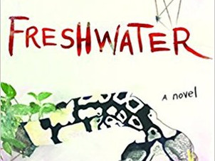 """Book review of """"Freshwater"""""""