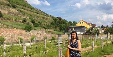 Sabrina Yen in Dresden