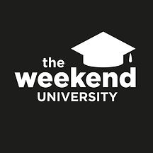 The Weekend University 1500 x 1500 (Black Background) (1).jpg