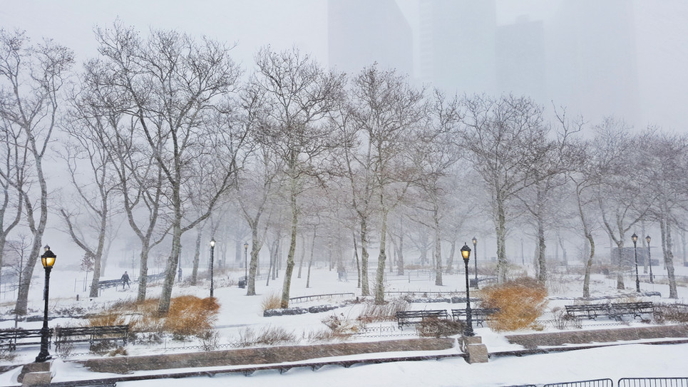 Battery Park-NYC