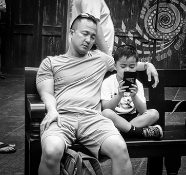 Fatherhood-Universal Studios, FL