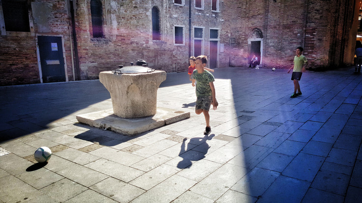 Street Soccer-Venice