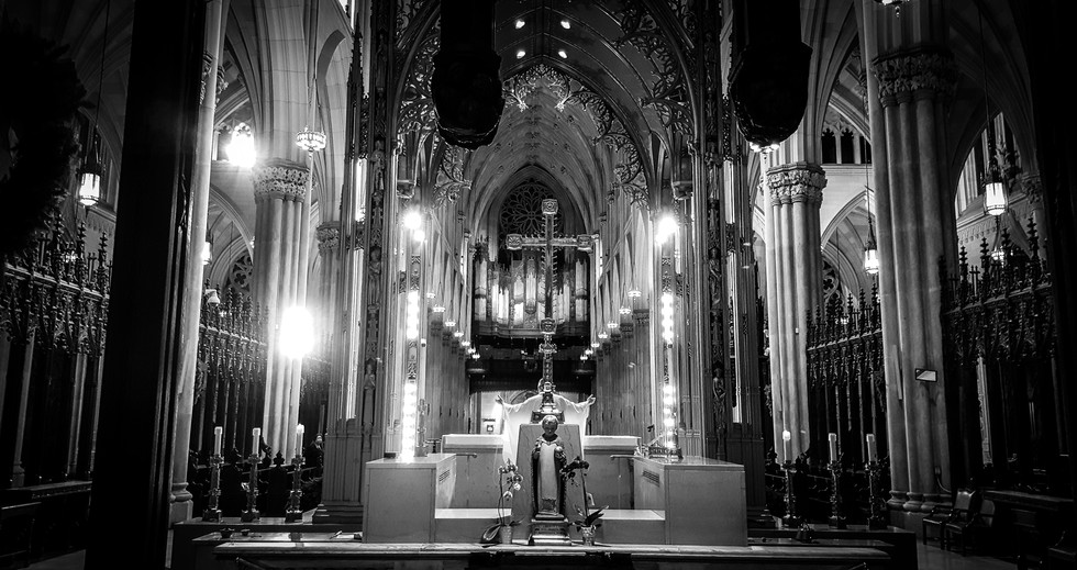 St Patrick Cathedral-NYC