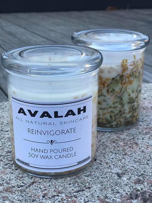 Reinvigorate Luxury Candle