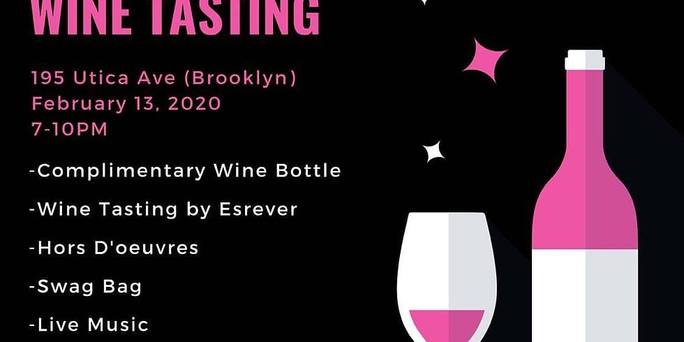 Galentine's Day Wine Tasting