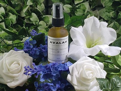 Prewash Hair Oil Treatment