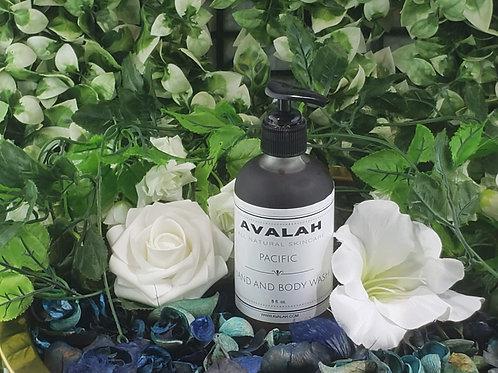 Pacific Black Soap Body Wash
