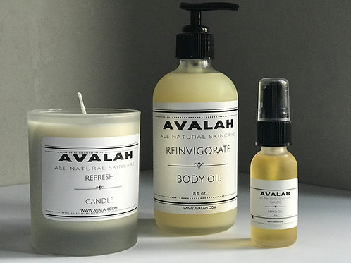 The Relax Gift Set