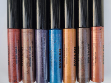 Avalah All Natural Cosmetics - Launched