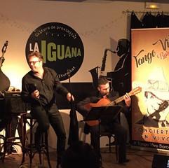 Vallone-Olivera en La Iguana, Bcn