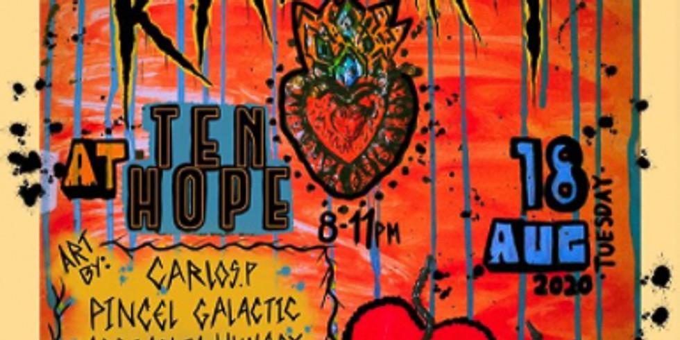 Barrio Collective Art Show