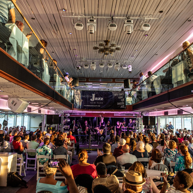 Dave Koz & Friends aboard The Smooth Cruise