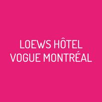 Loews Hôtel Vogue Montreal