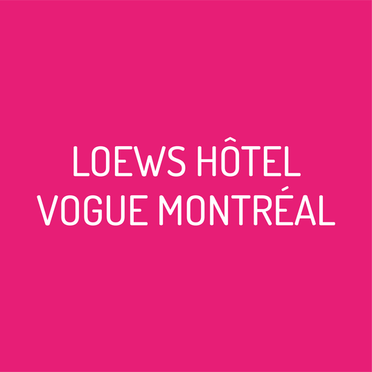 Loews Hôtel Vogue Montreal