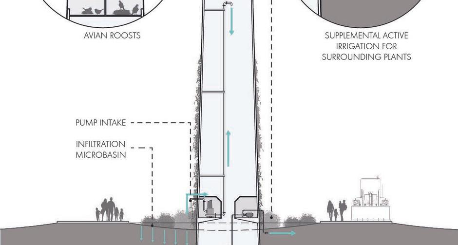 Cistern Habitat Functions
