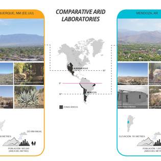 {ESPAÑOL} Un cuento sobre dos ciudades: Albuquerque-Mendoza,  #abq-mdz