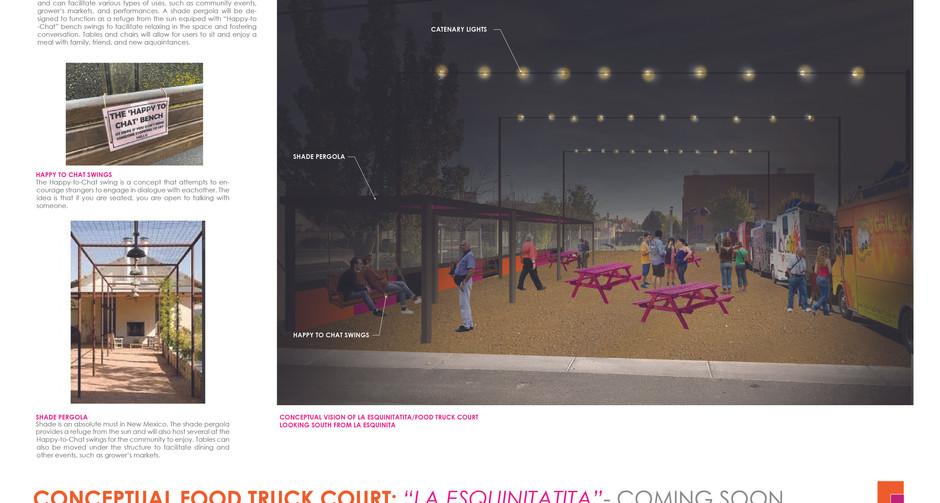 La Esquinita Concept Board