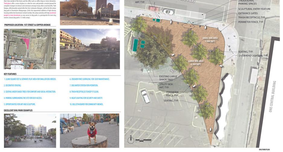 Downtown ABQ Dog Park: Context & Concept