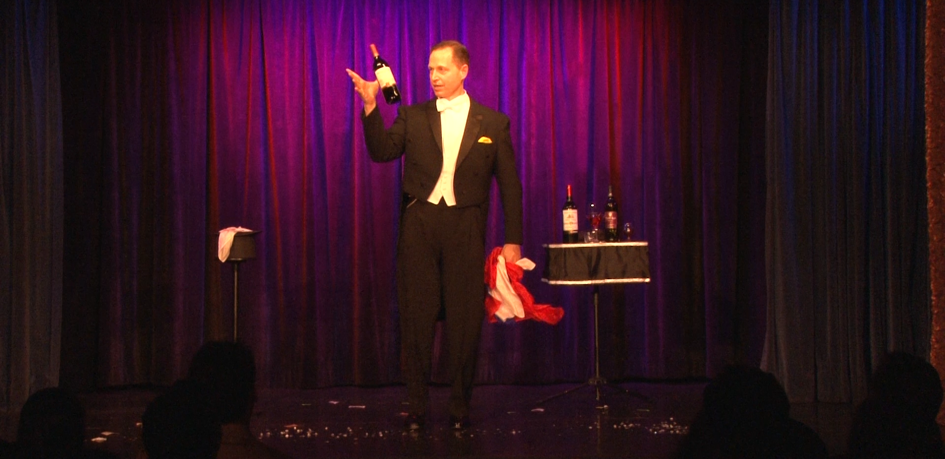 Classic Act-Dave Chandler-MAGIC CASTLE 1