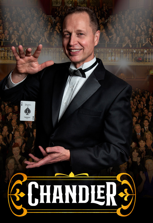 Chandler Boston Magician