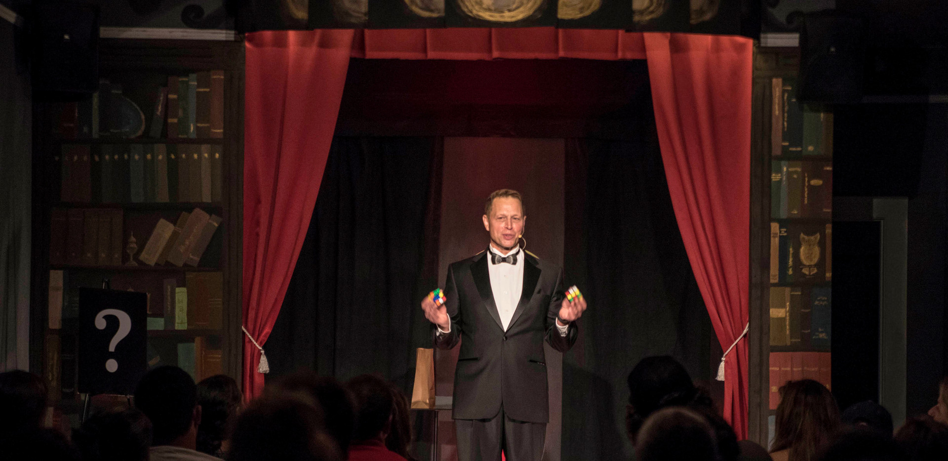 Magicians in Boston-Dave Chandler-Corpor