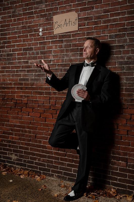 Boston Magician-Chandler Magic