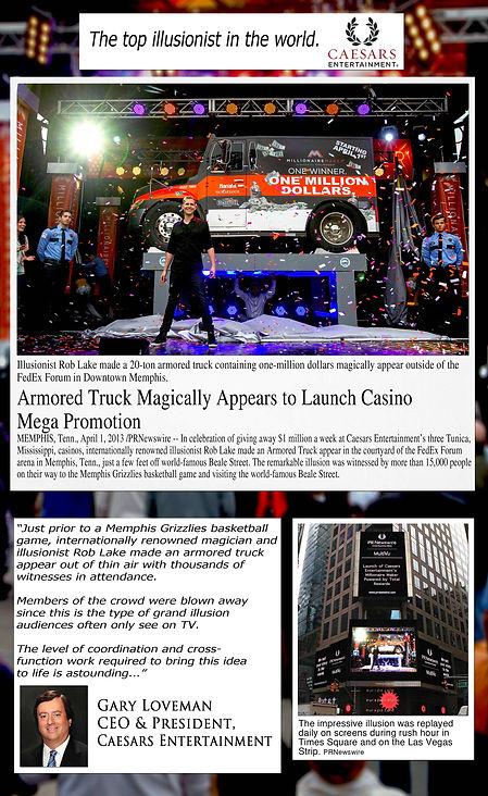 Rob Lake _Caesars truck promo front_emai