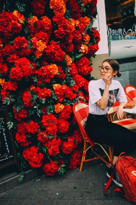 Helena in London