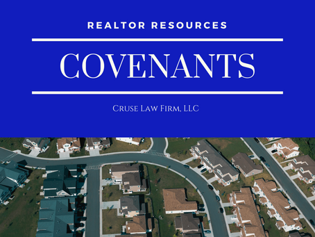 Looking for Covenants?