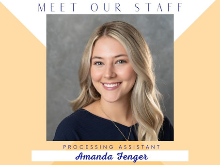 Meet Amanda...