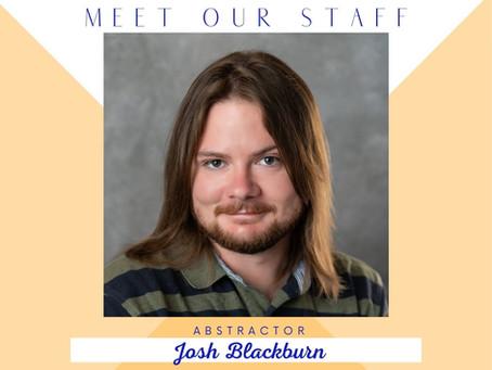 Meet Josh ...